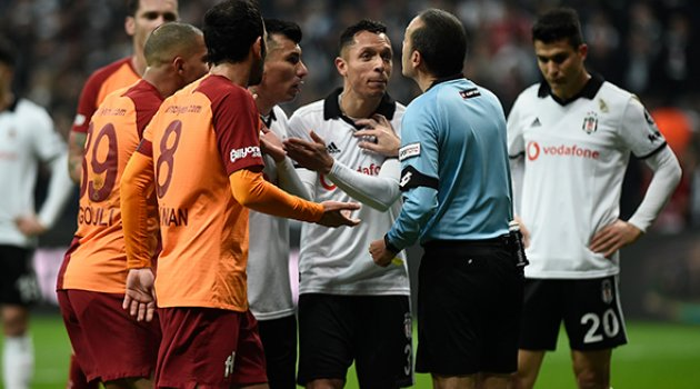 1 VARmış 1 YOKMUŞ..Beşiktaş kazandı