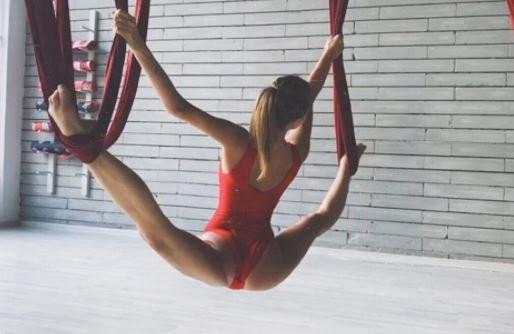20 yaşındaki Rus sporcunun Instagram'ı sarsan pozları