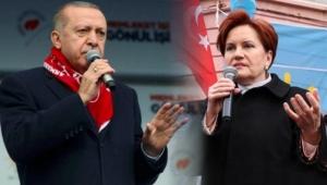Akşener'den Erdoğan'a cezaevi yanıtı: Bir değil, bin Meral feda olsun