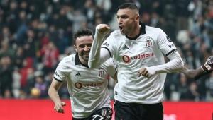 Beşiktaş Göztepe 1-0