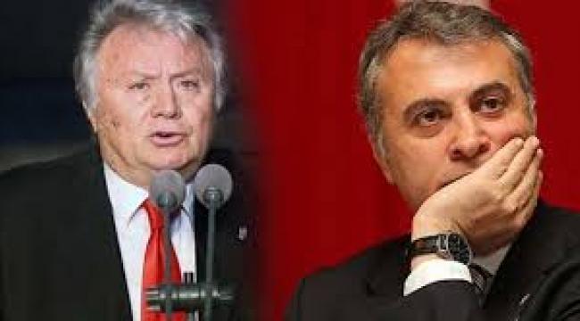 Beşiktaş'ta divan başkanlığı seçimine iptal kararı!