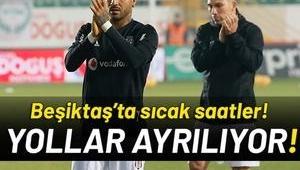 Beşiktaş'ta yaprak dökümü! 4 futbolcu satılacak!