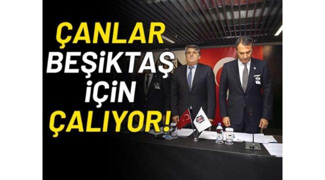 Çanlar Beşiktaş için çalıyor!