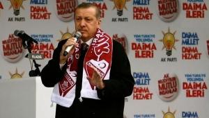 Cumhurbaşkanı Erdoğan'dan Elazığ'da sert açıklamalar!