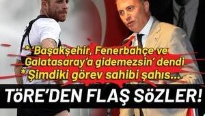 Gökhan Töre Beşiktaş'tan ayrıldığını açıkladı