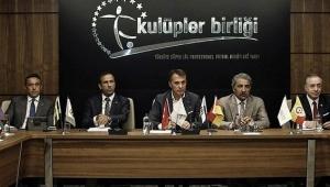 Kulüpler Birliği'nden yabancı sınırı açıklaması