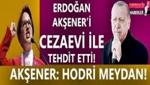 Meral Akşener'den Cumhurbaşkanı Erdoğan'a çok sert yanıt: Hodri meydan