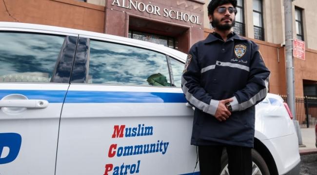 New York'ta Müslüman polis gücü