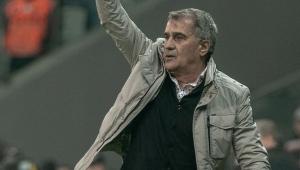 Şenol Güneş'ten Beşiktaş taraftarlarına maç sonrası alkışlı tepki