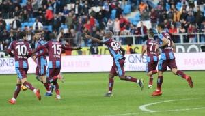 Trabzonspor 2 - 1 Akhisarspor