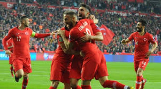 Türkiye 4 - 0 Moldova