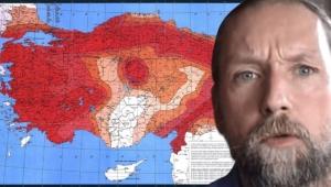 Ünlü deprem kahininden yeni Türkiye uyarısı!