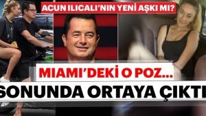 Acun Ilıcalı'nın yeni sevgilisi Çağla Ayça Altunkaya mı?