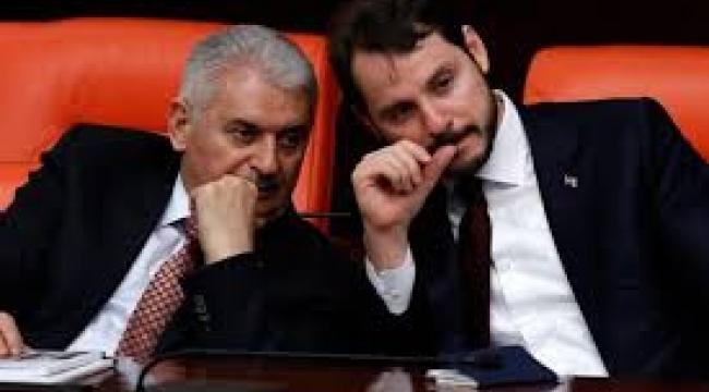 AKP içinde hangi kavgalar var?