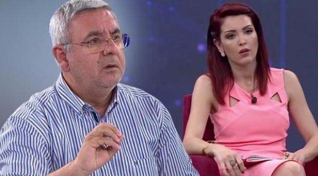 AKP'li Metiner Nagehan Alçı'ya sert çıktı