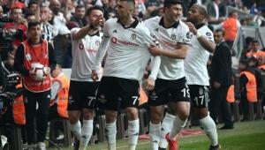 Ankaragücü oynadı Beşiktaş farklı kazandı 4-1