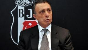 Beşiktaş'ta Ahmet Nur Çebi adaylığını açıklıyor