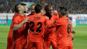 Çaykur Rizespor 2 Beşiktaş 7