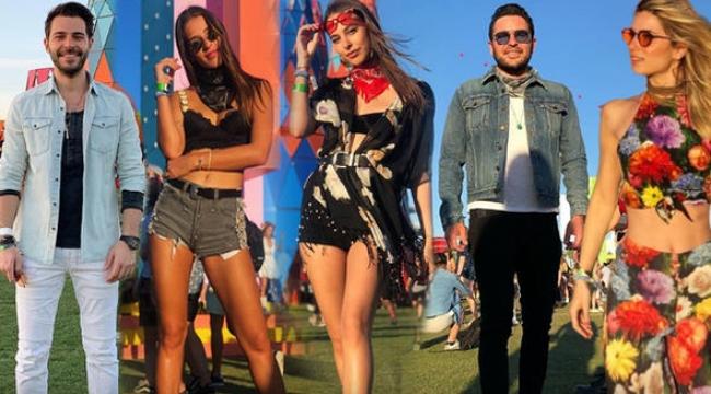Coachella Festivali başladı.