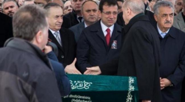 Cumhurbaşkanı Erdoğan İBB Başkanı İmamoğlu'nu pas geçti