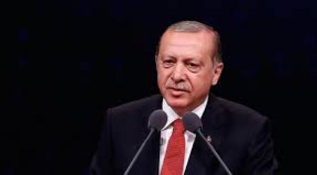 Erdoğan, HDP Eş Genel Başkanı kürsüye çıkınca özel oturumdan ayrıldı
