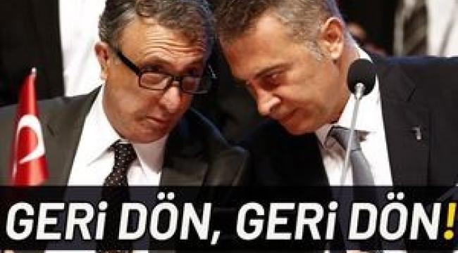 Fikret Orman, Ahmet Nur Çebi'ye teklif yapacak!
