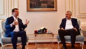 İmamoğlu: Maltepe'ye İETT otobüslerini tahsis etmedik