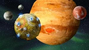 Jüpiter'in Uydularında Neler Saklı?