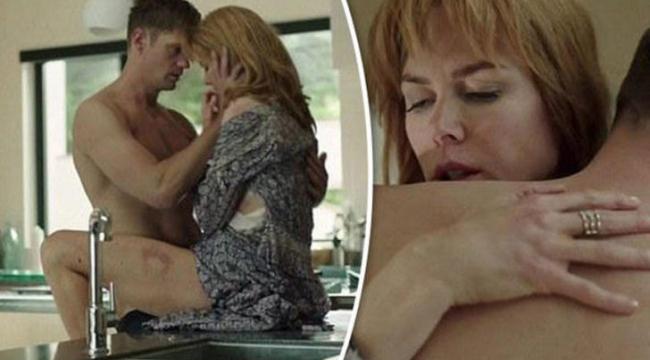 Kadın oyuncular seks sahnelerine nasıl ara veriyor?