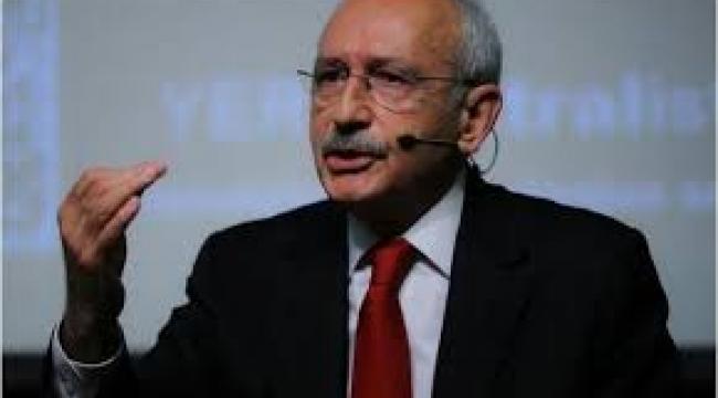 Kılıçdaroğlu'ndan çok kritik açıklamalar