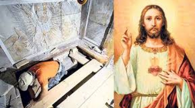 'Kıyametten konuşalım' Hz İsa'nın ruhunun içine girdiğini söyledi!