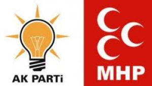 MHP'den AKP'ye