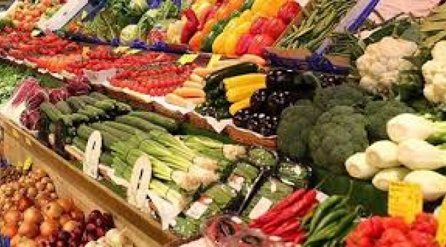 Soğan 7-8, domates 10-12, sivri biber 25 TL'ye kadar tırmandı