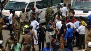 Sri Lanka'da kilise ve otellere bombalı saldırı