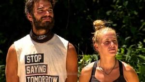 Survivor'da olay: Sevgili misiniz, kardeş mi?