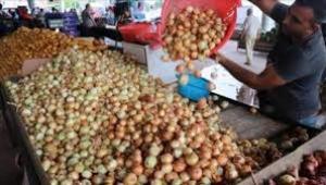 Tanzim ayarı tutmadı; Soğan 10 liraya çıktı stoklar tükendi!