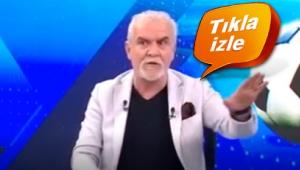 Yandaş kanalda büyük tartışma