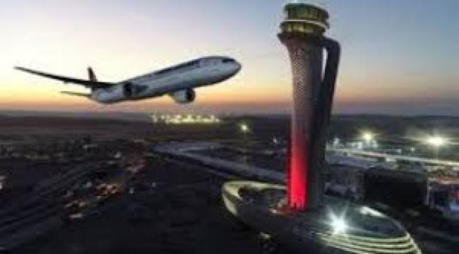 Yeni havalimanında neler oluyor
