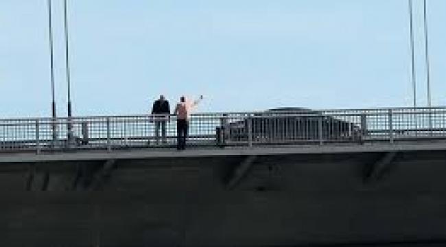 15 Temmuz Şehitler Köprüsü'nde üç günde ikinci intihar
