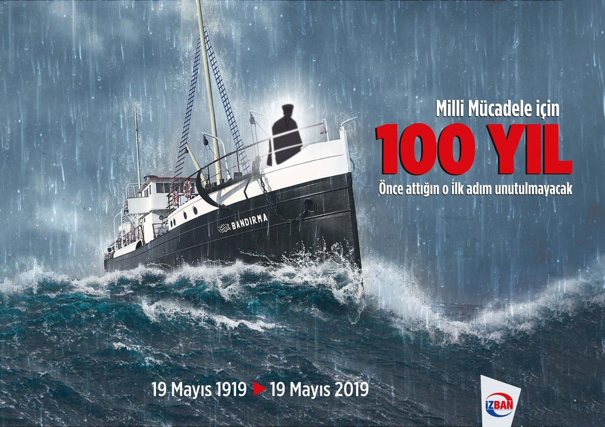 19 Mayıs'ı bir de böyle okuyun... Samsun'a