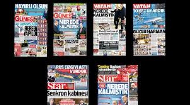 AKP medyasının Süper Lig oyunu