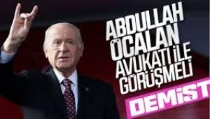Bahçeli dedi AKP yaptı: Öcalan yasağı kalktı