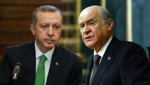 Bahçeli Erdoğan'a bundan dolayı muhafız