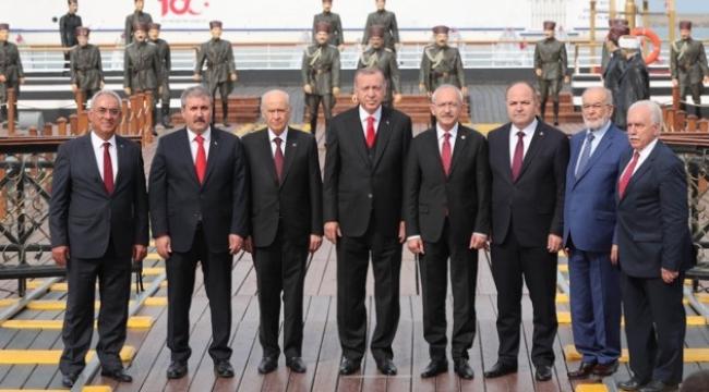 Bahçeli ve Kılıçdaroğlu gerilimi: Selam da yok tokalaşma da..