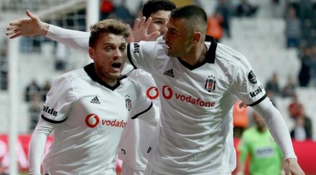 Beşiktaş Alanyaspor 2-1