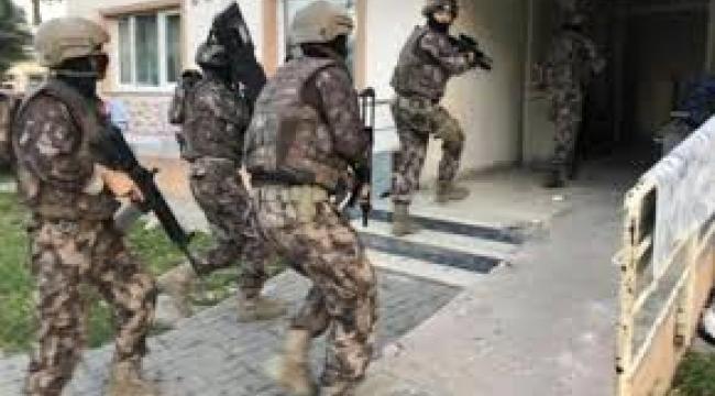 Bursa'da 2 bin polisle dev operasyon