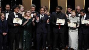 Cannes'da Altın Palmiye sahibini buldu