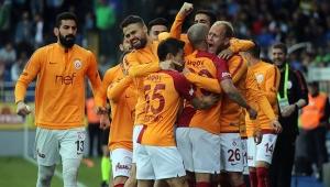 Çaykur Rizespor - Galatasaray maç sonucu: 2-3