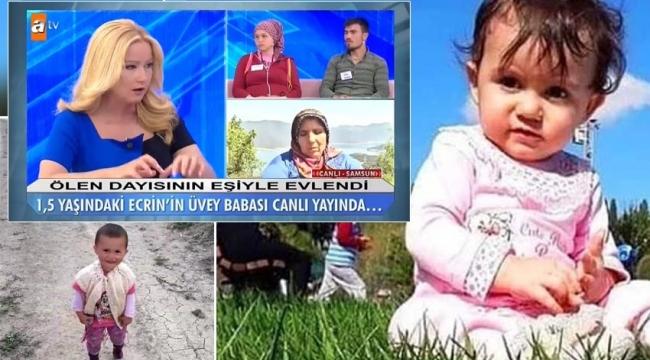 Ecrin bebeği kim öldürdü?
