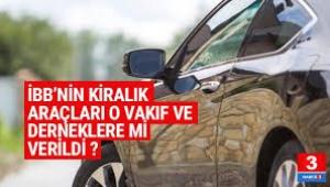 İstanbul Büyükşehir Belediyesi'nin kiralık araç filosu